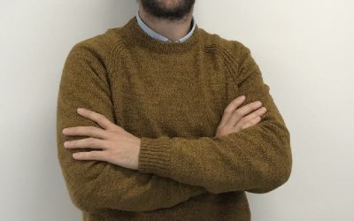 Andrés Largacha explica el programa universitario para personas con capacidades especiales