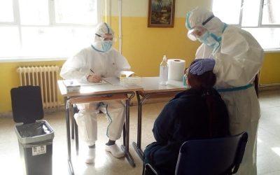 El colegio supera con éxito prueba de antígenos